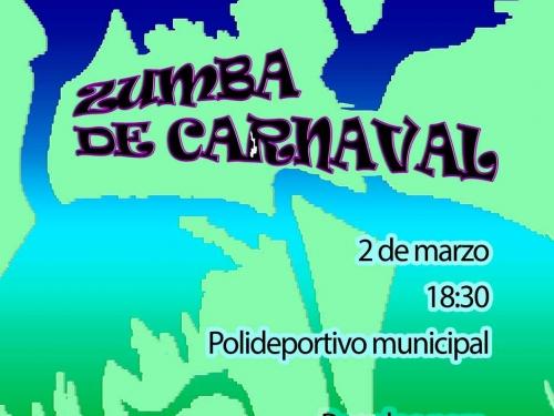 Master Class de Zumba de Carnaval
