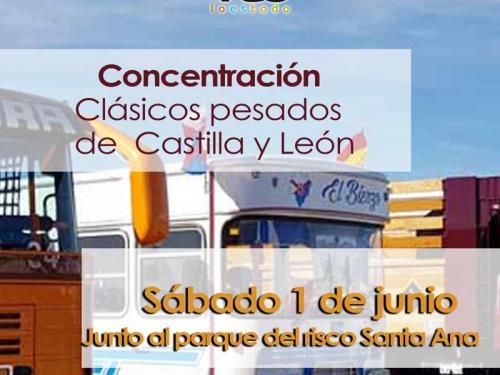 Concentración Clásicos Pesados de Castilla y León