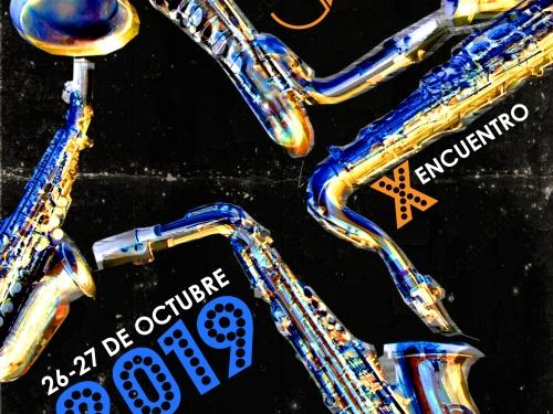 X Encuentro Amigos del Saxo - Jam Session y Concierto Infantil