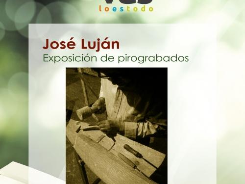 Exposición arte en madera - José Luján