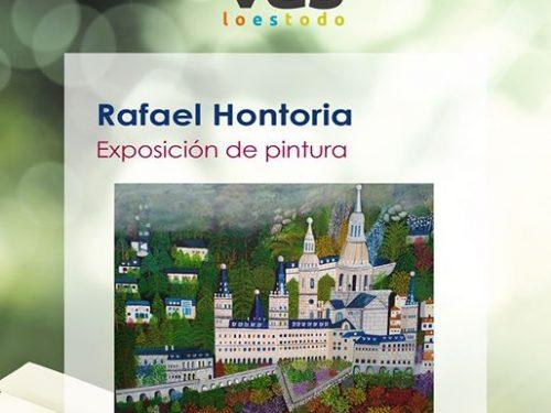 Exposición de pintura. Rafael Hontoria