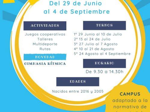 Campus verano 2020