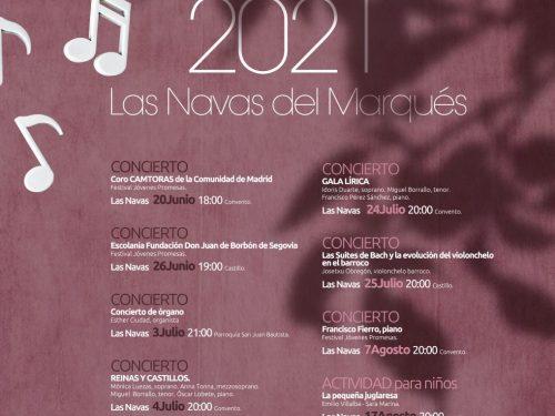 XII Festival Internacional de Música de Las Navas del Marqués