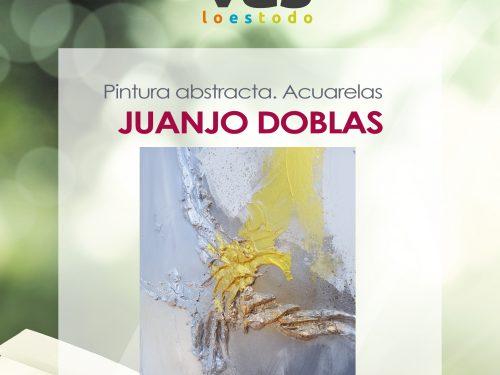 Pintura abstracta. Juanjo Doblas