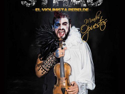 STRAD EL VIOLINISTA - Espectáculo de música, luces y sonido