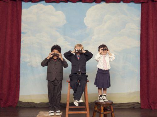 Teatro infantil interactivo - Historias para no dormir
