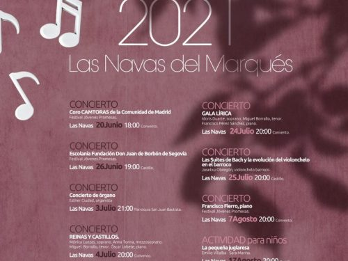 Concierto de Piano - FIM Las Navas