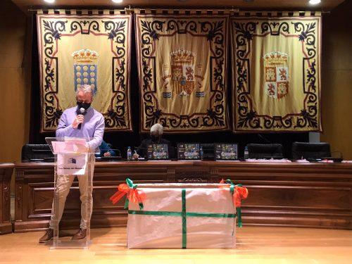 Las Navas del Marqués cierra su campaña navideña con la entrega de casi 7.000 euros en premios para fomentar el comercio local
