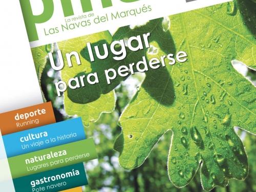 Revista Entre Pinares 2015