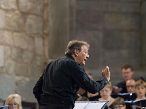Peter Phillips en el Festival Internacional de Música de Las Navas del Marqués